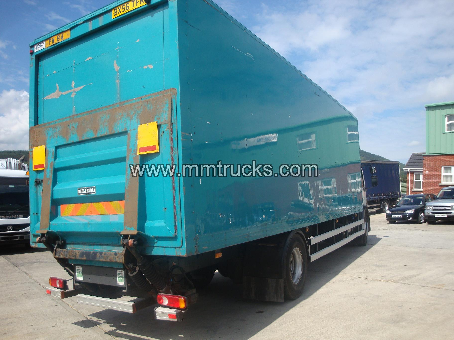 volvo fl240 box truck 2007 for sale in newry co down commercials for sale in newry