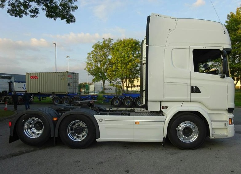 2017 SCANIA R730 TOPLINE Truck for sale in Monaghan, Co ...
