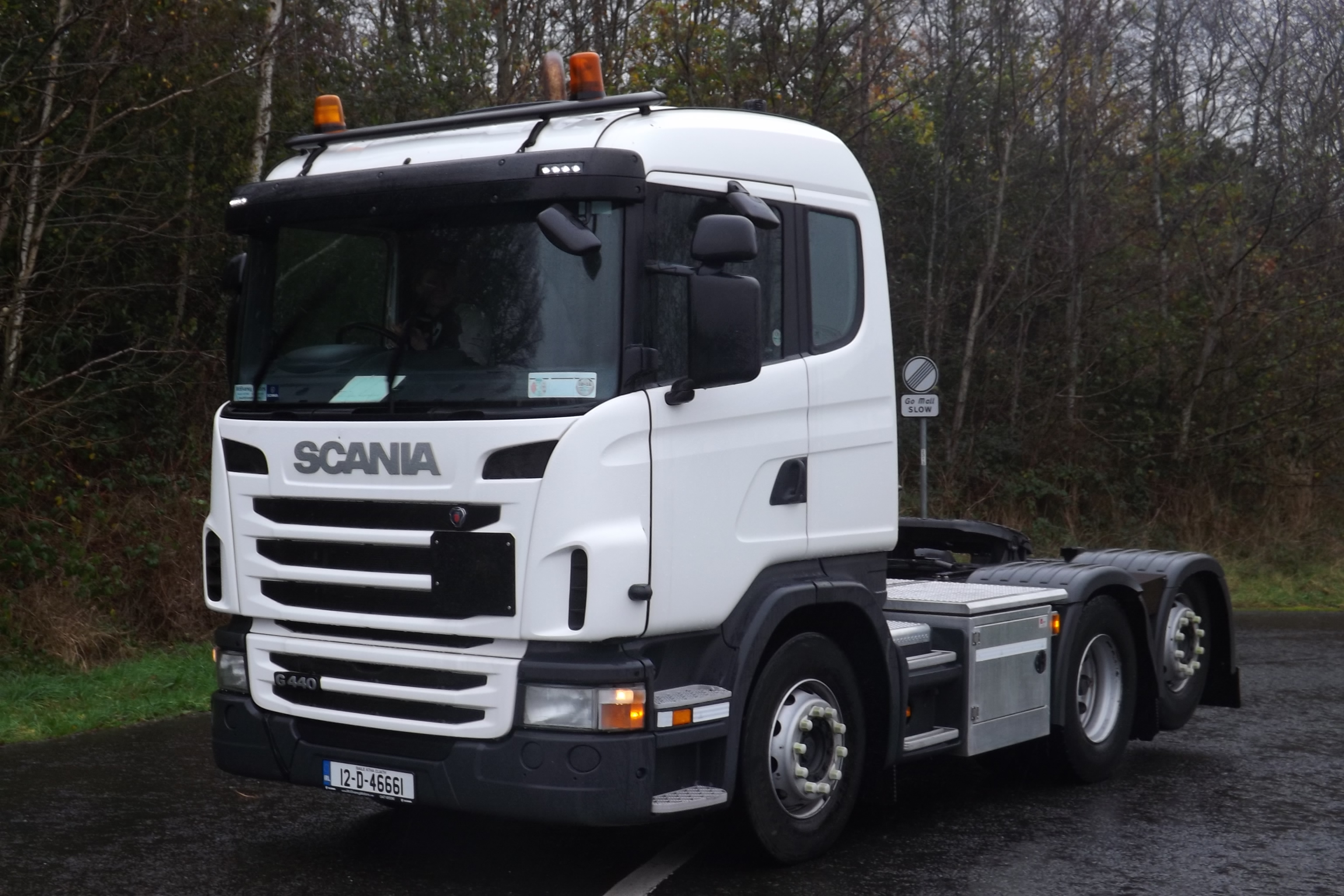 2012 Scania G440 6x2 Tag Axle Tractor Unit  Ref No: 1662 for