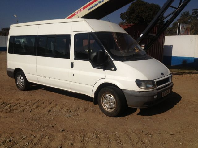 4919e8415b 2002 Ford Transit Mini Bus for sale in Armagh
