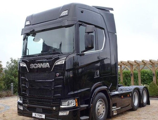 2017 (17) SCANIA S730 HIGH CAB Truck for sale in Monaghan