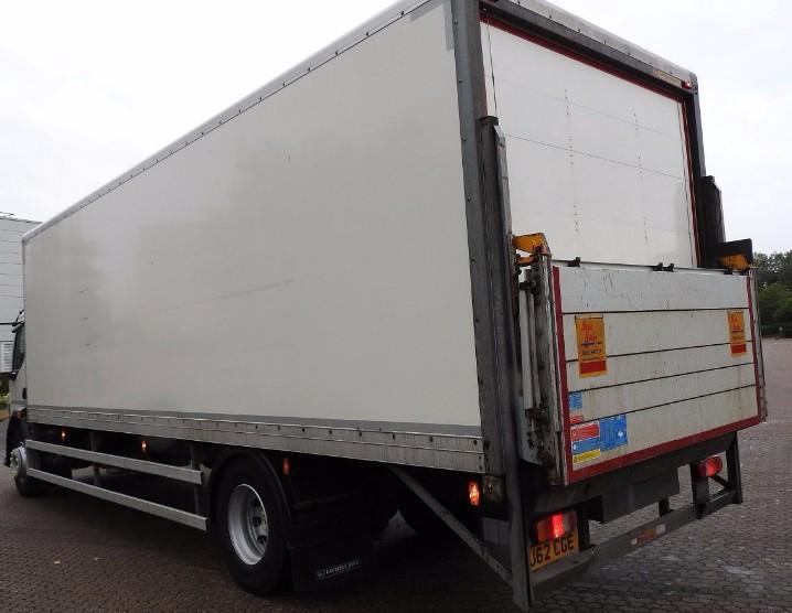 f52bd4c501 2X 2012 VOLVO FLH240 SLEEPER BOX VANS TRUCK for sale in Huddersfield ...